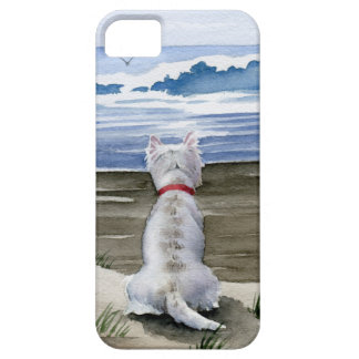 West Highland Terrier iPhone SE/5/5s Case
