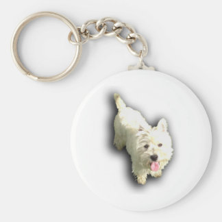 West Highland Terrier Key Chains