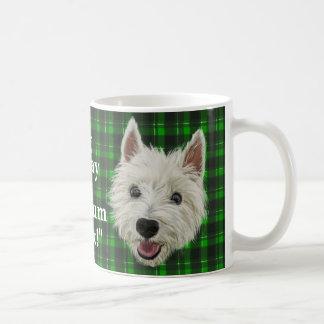 West Highland Terrier Scottish Blessing Coffee Mug