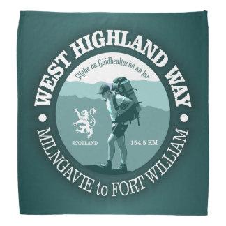 West Highland Way Bandana
