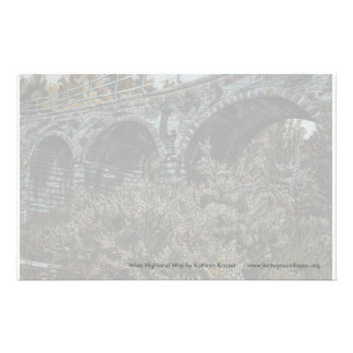 West Highland Way Stationery (100% Recycled)
