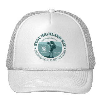 West Highland Way Trucker Hat