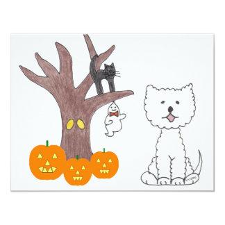 West Highland White Terrier Announcement