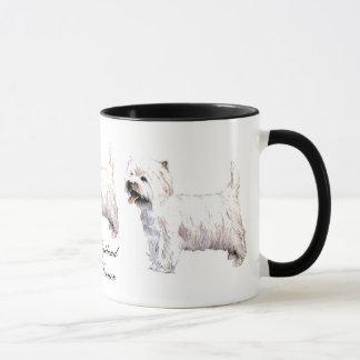 West Highland White Terrier Ceramic Mug