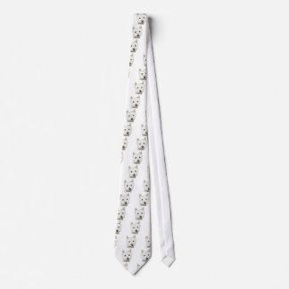 West Highland White Terrier Dog Tie