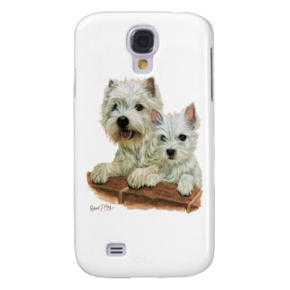 West Highland White Terrier Galaxy S4 Cover