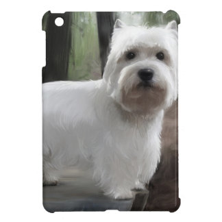 West Highland White Terrier Case For The iPad Mini