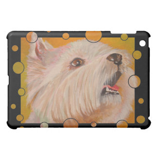 West Highland White Terrier iPad Mini Covers