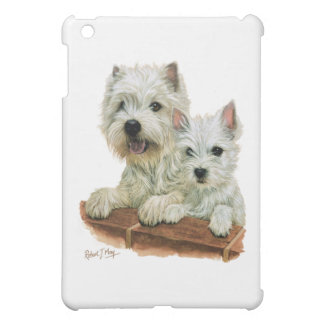 West Highland White Terrier iPad Mini Cases