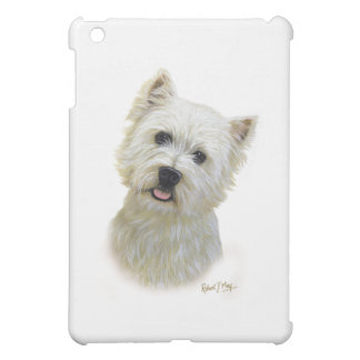 West Highland White Terrier iPad Mini Cover