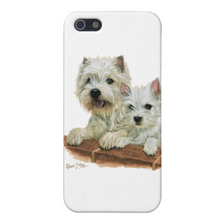 West Highland White Terrier iPhone 5 Cover