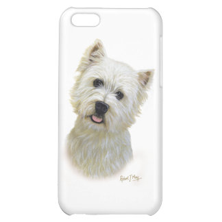 West Highland White Terrier iPhone 5C Case