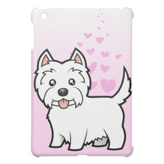 West Highland White Terrier Love Cover For The iPad Mini