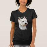 West Highland White Terrier Mom 2 Tshirt