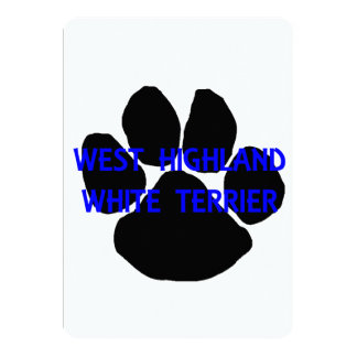 west highland white terrier name paw.png card