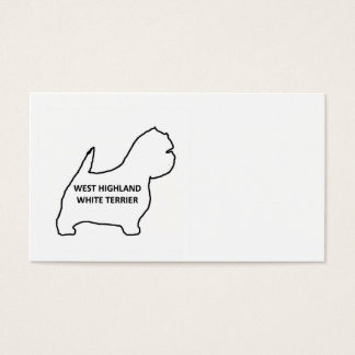 West Highland white terrier name silo color.png Business Card