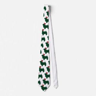 West Highland White Terrier Neck Tie