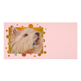 West Highland White Terrier Photo Cards