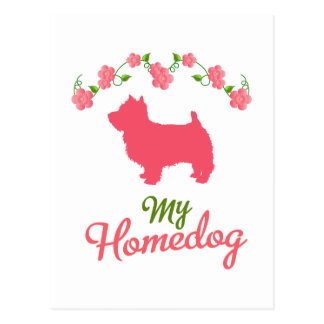 West Highland White Terrier Post Card