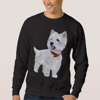 West Highland White Terrier Pullover Sweatshirt