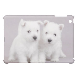 West Highland White Terrier puppies iPad Mini Cover