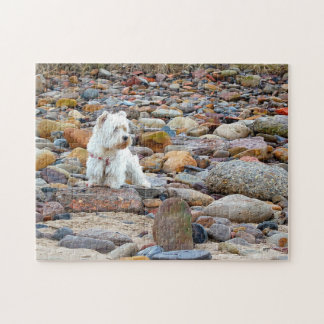 West Highland White Terrier Puzzle Jigsaw Puzzles