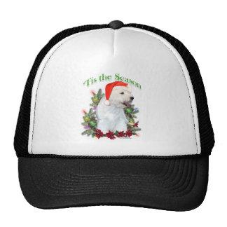 West Highland White Terrier 'Tis Trucker Hat