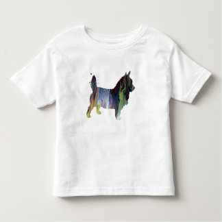West highland white terrier toddler t-shirt