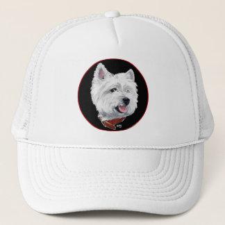 West Highland White Terrier Trucker Hat