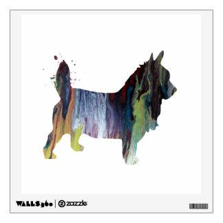 West highland white terrier wall sticker