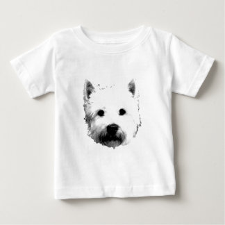 West Highland White Terrier Westie Dog Image Shirts