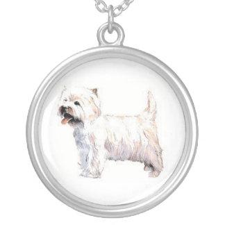 West Highland White Terrier Westie Necklace