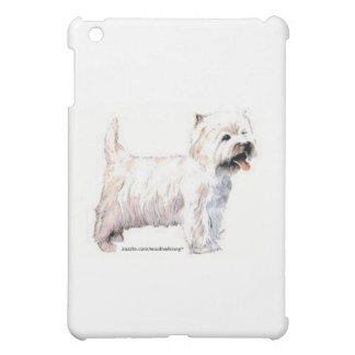 West Highland White Terriers Case For The iPad Mini