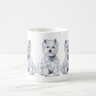 West Highland White Terriers Classic White Coffee Mug