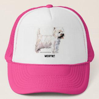 West Highland White Terriers Trucker Hat