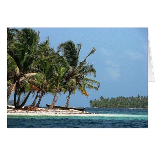 West Holandes, Kuna Yala, Panama Card