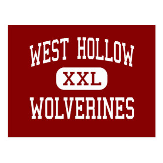 West Hollow - Wolverines - Middle - Melville Postcard