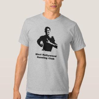 West Hollywood Running Club T Shirt