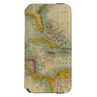 West India Islands iPhone 6/6s Wallet Case
