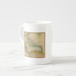 West India Islands Tea Cup