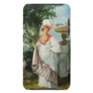 West Indian Creole Woman with her Black Servant, c iPod Touch Case-Mate Case