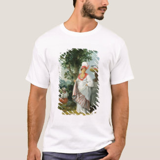 West Indian Creole Woman with her Black Servant, c T-Shirt