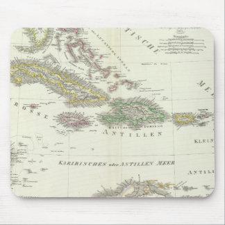 West Indien - West Indies Mouse Pad