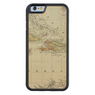 West Indies 11 Carved® Maple iPhone 6 Bumper Case
