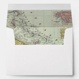 West Indies 11 Envelope