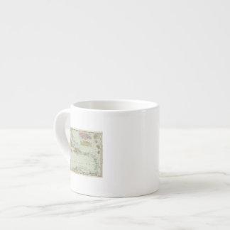 West Indies 11 Espresso Cup