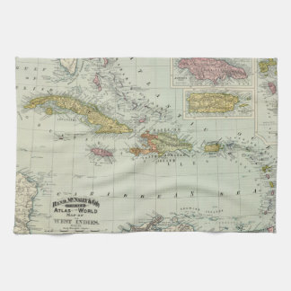 West Indies 11 Kitchen Towels