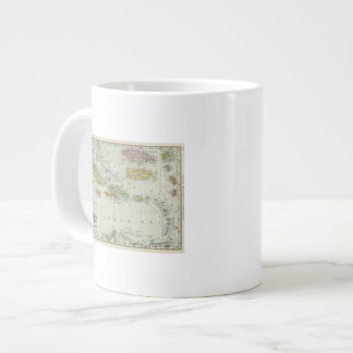 West Indies 11 Large Coffee Mug