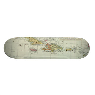 West Indies 11 Skateboard Deck