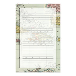West Indies 11 Stationery